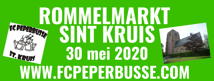 Banner Rommelmarkt 2020